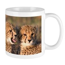 Cheetah cubs Mug