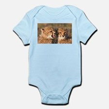 Cheetah cubs Infant Bodysuit