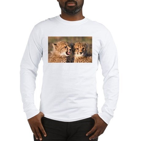 Cheetah cubs Long Sleeve T-Shirt