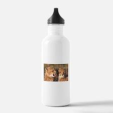 Cheetah cubs Water Bottle