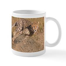 Cheetah On The Move Mug