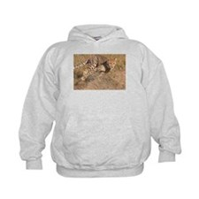 Cheetah On The Move Hoodie