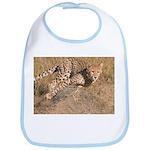 Cheetah On The Move Bib