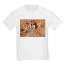 Cheetah On The Move T-Shirt