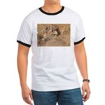 Cheetah On The Move Ringer T