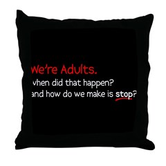 Grey's Anatomy Throw Pillow
