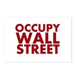 Occupy Wall Street Postcards (Package of 8)