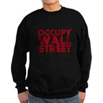 Occupy Wall Street Sweatshirt (dark)