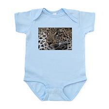 Leopard Portrait Infant Bodysuit