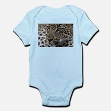 Leopard Portrait Infant Bodysuit