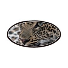 Leopard Portrait Patches