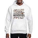 Nebraska (Funny) Gift Hooded Sweatshirt