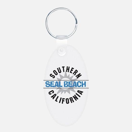 Seal Beach California Keychains