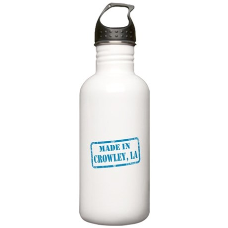 MADE IN CROWLEY Stainless Water Bottle 1.0L