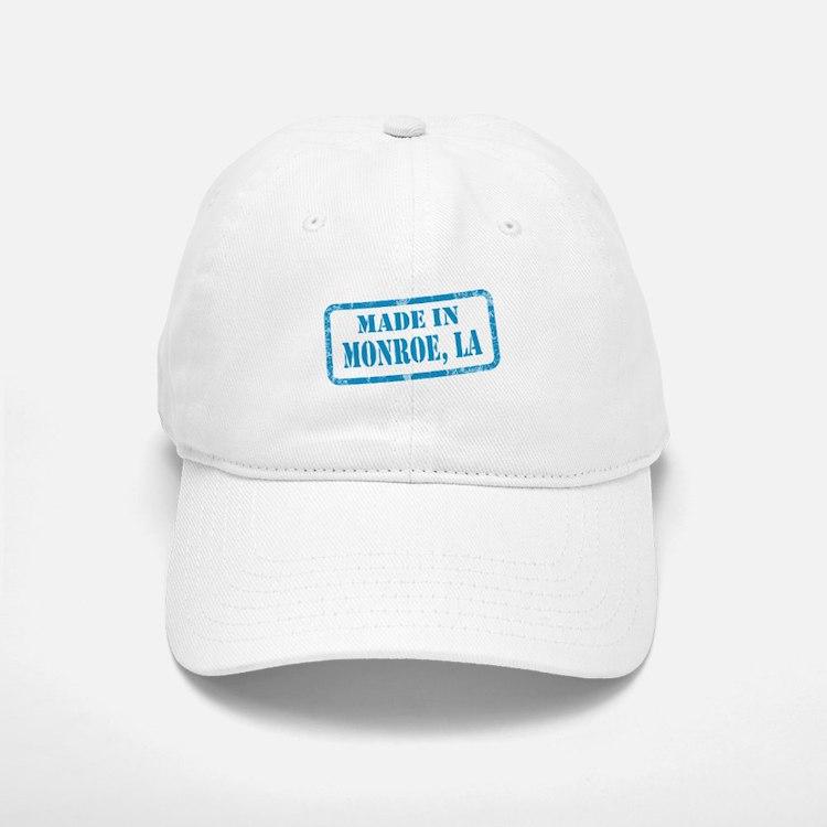 MADE IN MONROE Baseball Baseball Cap