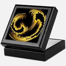 Space Warp Keepsake Box