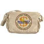 IS-CUC Messenger Bag