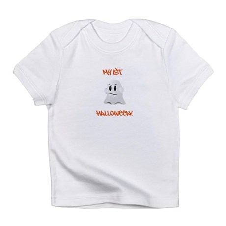 First Halloween ghost Infant T-Shirt