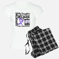 Support Daughter Hodgkins pajamas