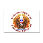 Spirit of Supersedure Car Magnet 20 x 12