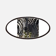 Zebras Patches
