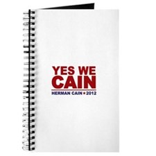 Yes We Cain 2012 Journal