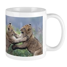 Sparta Cubs Playing Mug
