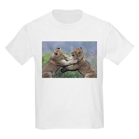 Sparta Cubs Playing Kids Light T-Shirt