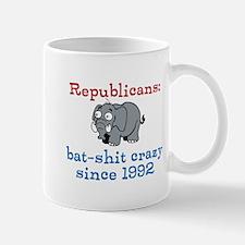Bat-shit Crazy GOP Mug