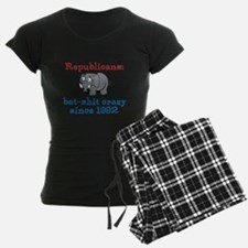 Bat-shit Crazy GOP Pajamas