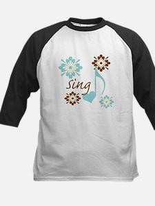 Sing Kids Baseball Jersey