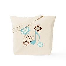 Sing Tote Bag
