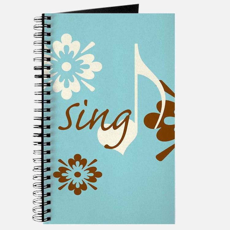 Sing Journal