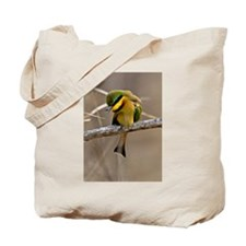 Little Bee Eater Tote Bag