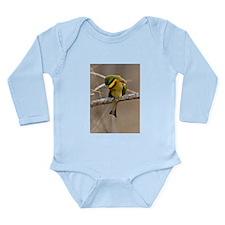 Little Bee Eater Long Sleeve Infant Bodysuit