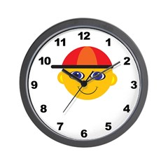 Boys Wall Clock