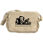 What Would Poe Do? Messenger Bag