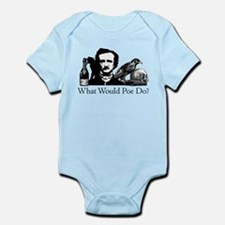What Would Poe Do? Infant Bodysuit