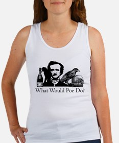 What Would Poe Do? Women's Tank Top