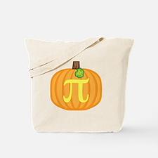 Pumpkin Pi Tote Bag