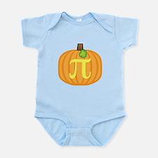 Pumpkin Pi Infant Bodysuit
