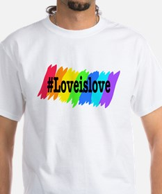Love is Love Marriage Equality T-Shirt