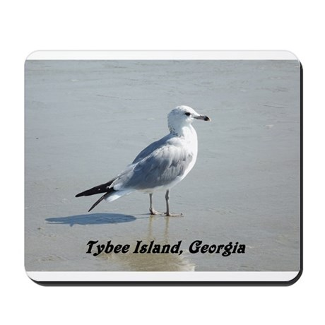 beach life tybee Mousepad