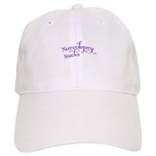 Narcolepsy Sucks Baseball Cap