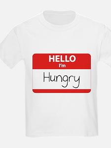 Hello I'm Hungry T-Shirt