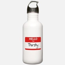 Hello I'm Thirsty Water Bottle