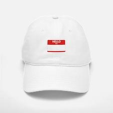Hello I'm ... Baseball Baseball Cap