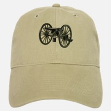 Cannon Baseball Baseball Cap