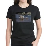 Follow Me Women's Dark T-Shirt