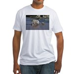 Follow Me Fitted T-Shirt